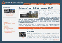 View my Churchill Fellowship Blog